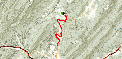 Jackson River Trail Map