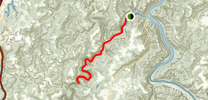 Bluestone River Trail Map