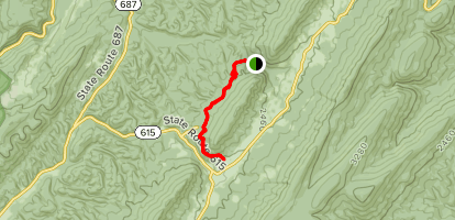 Ritchie Trail Map