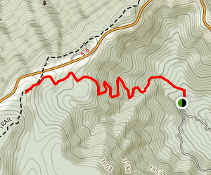 Hunting Creek Trail Map