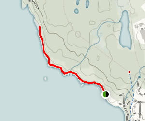 Rugged Trail Map