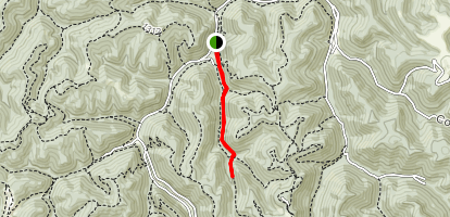 CCC Snipe Trail Map