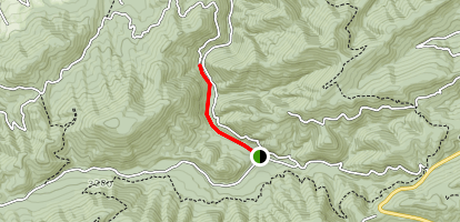 Comers Creek Trail Map