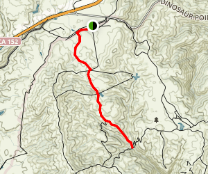 Pig Pond Trail Map