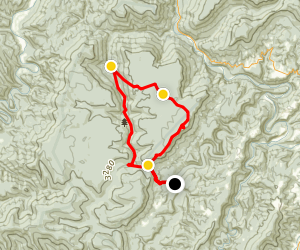 Otter Creek Trail Map