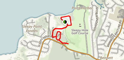 Sleepy Hole Park Map