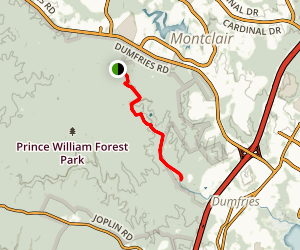 North Valley Trail Map