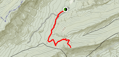 Kepler Overlook Map