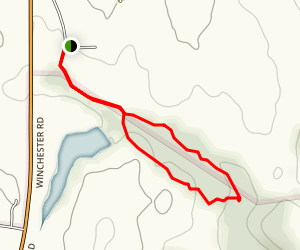 Shearman's Mill Trail Map