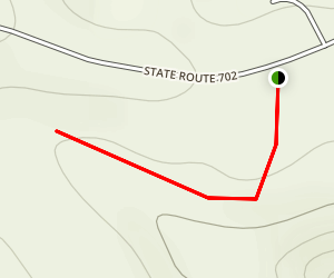 Tower Tunnel Trail Map