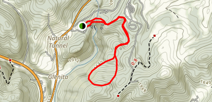 Purchase Ridge Trail Map