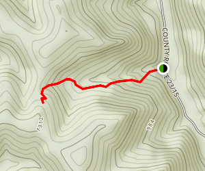 Lindy Trail Map