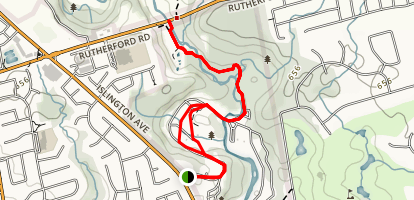 Boyd Conservation Area Trail Map