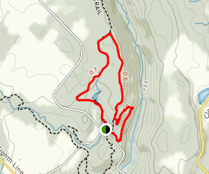 Irwin Quarry and the Robert Side Trail Map