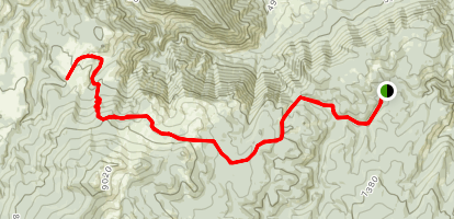 Stockwell Trail Map
