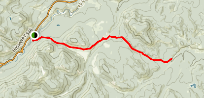 Mount Mcnabb Trail Map