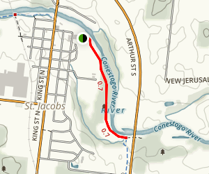 Health Valley Trail  Map
