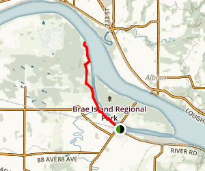 Fort to Fort Trail Map