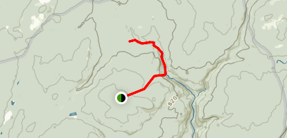 Moosehorn Trail  Map