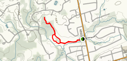 King City Trail  Map