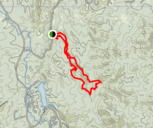 Salida Gulch Trail Map