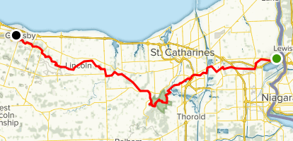 Bruce Trail: Niagara Section - Ontario, Canada | AllTrails on map of amherstburg canada, map of p.e.i. canada, map of frederick canada, map showing niagara falls, map of grimsby canada, map of bancroft canada, map of dundas canada, map of myrtle beach, map of essex canada, map of goose bay canada, map of manitoulin island canada, map ontario canada, map of caledon canada, map of muskoka canada, map of chicago canada, map of sault ste marie canada, map of north western canada, map of gaspe canada, map of valleyfield canada, map of new york,
