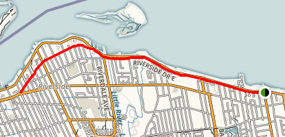Ganatchio Trail  Map