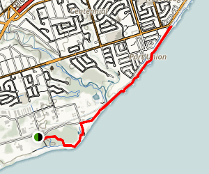 East Point Park Trail Map
