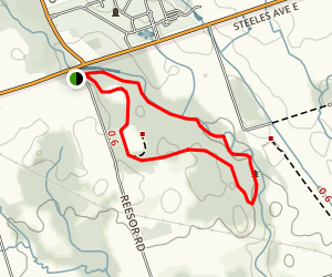 Woodland Trail Map