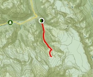 Asulkan Valley Trail Map