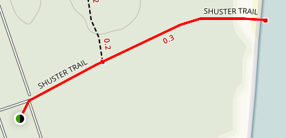 Shuster Trail Map