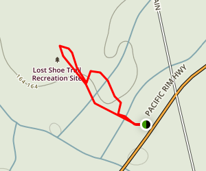 Walk In The Forest Trail Map