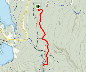 Boulton Creek Trail Map