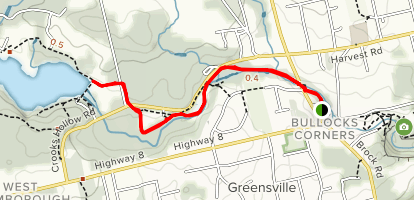 Spencer Adventure Trail Map