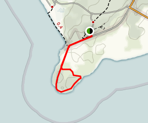 West Point Trail Map