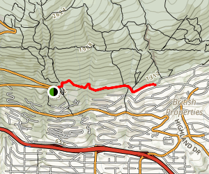 Millstream Trail Map