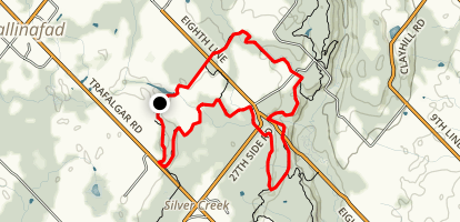 Bennett Heritage Trail Map