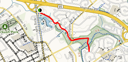 Forwell Trail Map