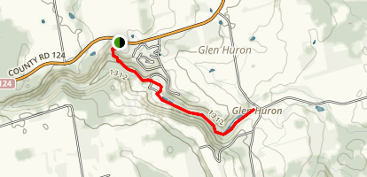 Mad River Side Trail Map