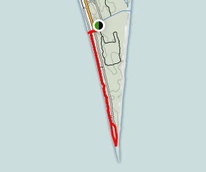 West Beach Footpath Map