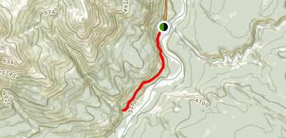 Eaton Falls Trail Map