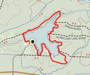 Bear Lake Trail Loop Map