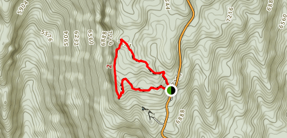 Kio Mae Pan Trail Map