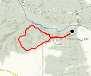 Silver Trail Map