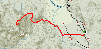 Watch Hill Trail Map