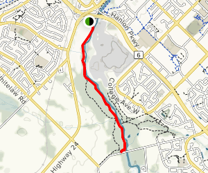 Speed River Trail Map