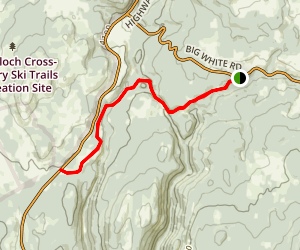Kettle Graystokes Snowmobile Trail Map