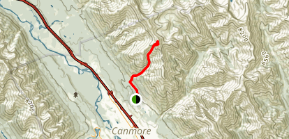 Stoneworks Canyon Map