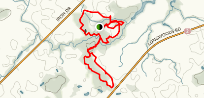 Longwoods Conservation Area Trail Map