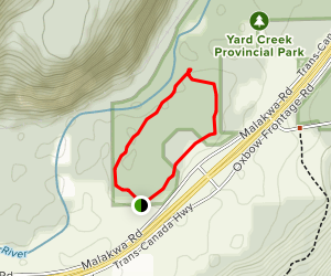 Eagle River Nature Trail Map